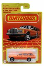2020 Matchbox Retro Series #3 Mercedes-Benz S123 Station Wagon