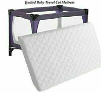 Imperial Travel Cot Mattress fits Graco, Redkite, Mothercare & many more