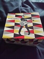 Elvis Costello (12) CD Box Collector's Limited Edition NEW  Bonus Disc free