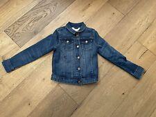 Crewcuts By J. Crew Button Front Stretch Jean Jacket Girls Size Sz 10