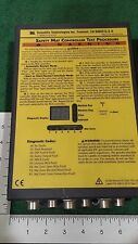 STI, INC. 82401-5026 MC6DC CX1 SAFETY MAT CONTROLLER (A-29)