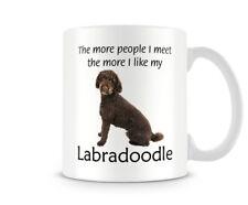 Funny Dog Mug - I Like My Labradoodle - Great Gift/Present Idea