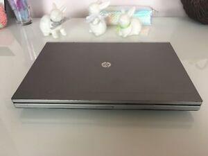 Klein und schnell HP Elitebook 2560p i5 max. 3.4 Ghz 4GB 500GB HDD Webcam