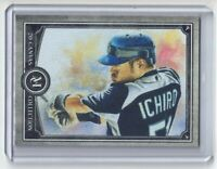 ICHIRO SUZUKI 2020 Topps Museum Collection Canvas Collection CCR-37