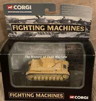 CORGI FIGHTING MACHINES CS90107 PZKW Mk IV MEDIUM TANK AFRIKA KORPS  BOXED  VGC