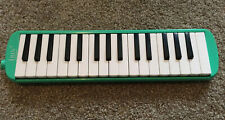 Irin Instruments Melodica in Mint Green with Carrying Case | Dual Mouthpiece