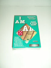 """I Am """"Sport"""" Card and Dice Game by Boxer 2006. (New)."""