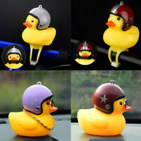 Bicycle Light Small Yellow Duck Helmet Road Bell Riding Broken Wind Duck Helmet