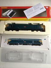 Hornby R2486 DCC Ready BR Blue Class 50 Agincourt 50013 Near Mint LIGHTS