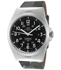 NEW Glycine Combat Iguana 3846.19AT TB22 Automatic Self Winding WATCH Hackable