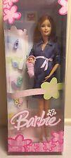 NIB 2004 Barbie Midge and Baby Doll pregnant Denim NRFB Happy Family Mattel