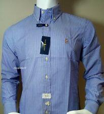 Men's Cotton Ralph Lauren Long Sleeve Shirt