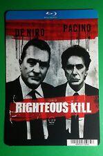 RIGHTEOUS KILL DE NIRO PACINO COVER ART MINI POSTER BACKER CARD (NOT a movie)