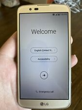 LG K10 - 16GB - Terra Gold (T-Mobile)