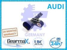 ABS Sensor Delantero Trasero Izquierdo para AUDI A3 (8p 1 , 8pa) A3