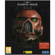 Dawn of War III - Limited Edition (PC)  BRAND NEW AND SEALED - QUICK DISPATCH