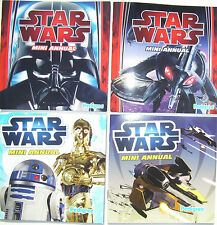 STAR WARS SET OF 8 MINI ANNUALS PUBLISHED BY PEDIGREE NEW