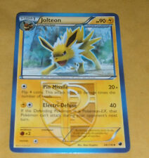 POKEMON TCG CARD - PLASMA FREEZE - JOLTEON 34/116