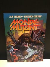 MONDE MUTANT T1 - CORBEN / STRNAD - E.O. 1983 - NEUF