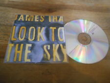 CD Indie James Iha - Look To The Sky (11 Song) Promo THE END / THE BEGINNING