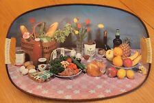 ancien plateau année 1950-60 vintage
