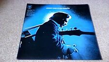 JOHNNY CASH AT SAN QUENTIN 1st CBS Stereo UK LP 1969 A3/B2 w/ ROCK BUSTER INNER
