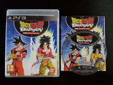 Dragonball Z Budokai HD Collection (DBZ Budokai 1 & 3 Remastered) - VGC - PS3