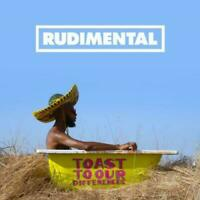 RUDIMENTAL : TOAST TO OUR DIFFERENCES (DELUXE EDITION) - & BRAND NEW SEALED CD