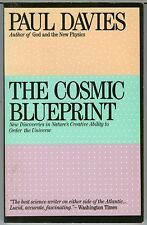 The Cosmic Blueprint : New Discoveries in Nature's Creative Ability to Order