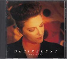 DESIRELESS / FRANCOIS JAPAN CD OOP