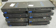 Lot Of 8 Broken Playstation 2 PS2 Fat Style Consoles - Consoles Only Sold As Is