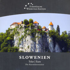 EURO KMS Slowenien 2007 MDM Tolar / Euro