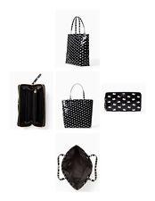 NWT Kate Spade Small Swans Bon Shopper Daycation Tote Handbag Wallet Set