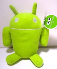 "7"" Customyzables Green Plush Stuffed Google Android Toy Doll Robot Figure MJC"