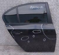 Genuine BMW 5 Series E60 Door Rear Right O/S Black Sapphire Metallic - 475