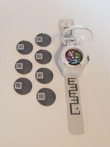 Yokai Watch Adjustable Watch/ Reader With 7x Random Medals (Hasbro, 2015)