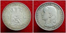 Netherlands - 1 Gulden 1892