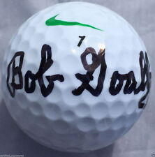 BOB GOALBY SIGNED NIKE GOLF BALL 1968 AUGUSTA MASTERS WINNER PROOF COA K2