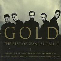 Spandau Ballet : Gold: The Best of Spandau Ballet CD (2008) ***NEW***