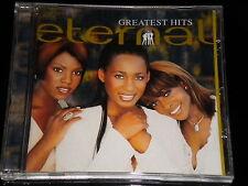 Eternal : Greatest Hits - CD álbum - (1997) - 17 Best of Canciones