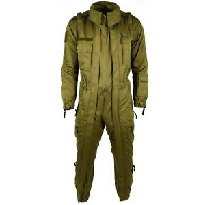 Genuine Dutch tanker coverall Aramid flame retardant carbon overall jumpsuit NEW