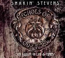 Shakin Stevens - Echoes Of Our Times  Deluxe Casebound Book Edition [CD]