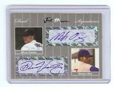 MICAH OWINGS - DONALD VEAL 2007 Certified Dual Autograph xx/25