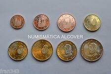EUROS ESPAÑA 2014 Serie completa S/C - SPAIN EURO SET