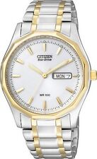 Citizen Eco Drive Two-tone Mens Watch BM8434-58A