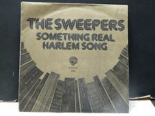 THE SWEEPERS Harlem song / something real NS 6353 Pressage Portugal