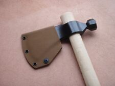 Cold Steel Rifleman's Hawk Sheath - Coyote Brown Kydex