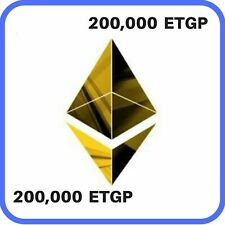 200,000 Ethereum-Gold Project (ETGP) MINING-CONTRACT ( ETGP ), Crypto Currency