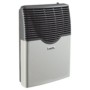 Martin Direct Vent Propane Wall Heater with Built In Thermostat, 11,000 BTU
