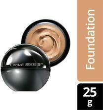 Lakme Absolute Skin Natural Mousse, Golden Medium 03, Latest 25g